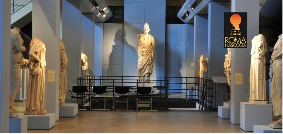Centrale Montemartini: tra archeologia e industria