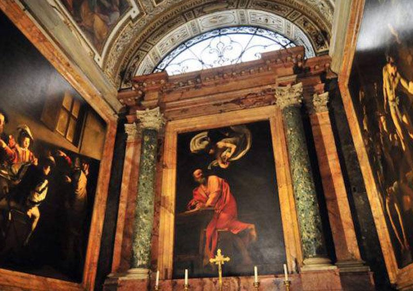 Sulle orme di Caravaggio: alla scoperta del genio