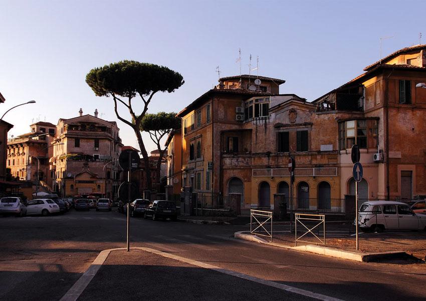 Garbatella, una Roma diversa (visita guidata con aperitivo finale)